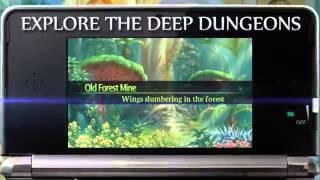 Etrian Odyssey IV: Legends of the Titan - Launch Trailer