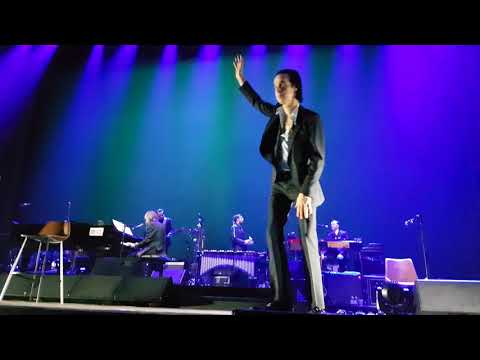 Radio City On The Road - Nick Cave & The Bad Seeds (Roma 08-11-2017)