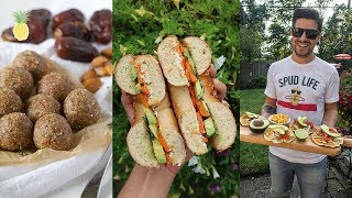 Our Chill Day At Home in NJ + Recipe Sneak Peeks!