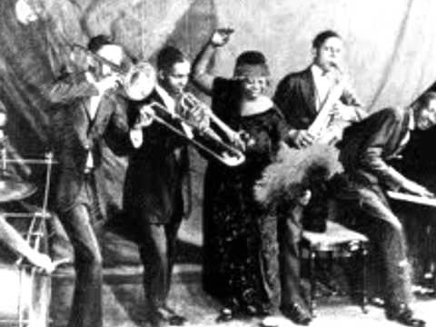 "Gertrude ""Ma"" Rainey-Leaving This Morning"