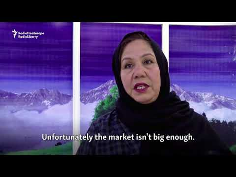 Saffron Business Blooms In Afghanistan