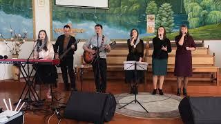 """Зібрання 05.04.2020 Локачинська церква """"Божий храм"""""""