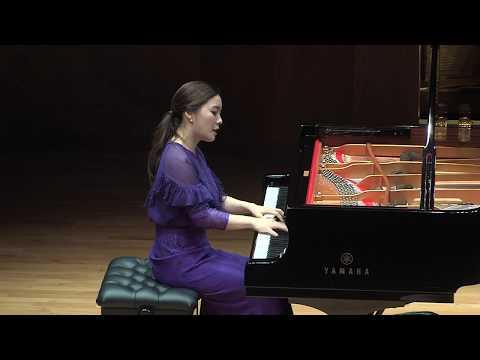 S.Prokofiev Piano Sonata No.2 in d minor, Op.14 - HyunJung Kim