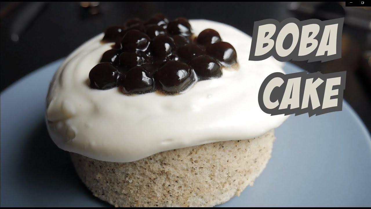 MOST UNIQUE CAKE IN TOWN Boba Cake In Malaysia