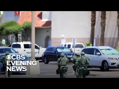El Paso shooting being investigated as hate crime and domestic terrorism