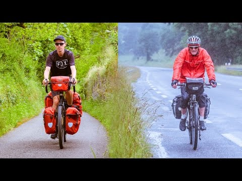 Darren & Kevin's Excellent Adventure - Bicycle Touring In Portugal, Spain & France