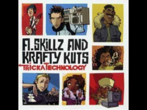 A. Skillz & Krafty Kuts - Check'em