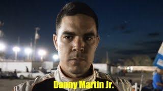 Top Gun Sprint Series Interviews, Volusia Speedway Park, 7-27-2013