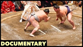 Quick History of Sumo Wrestling in Japan | Short Documentary HD