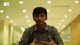 Watch how LinkedIn help Sashidhar Chalapati get his dream job at Reliance