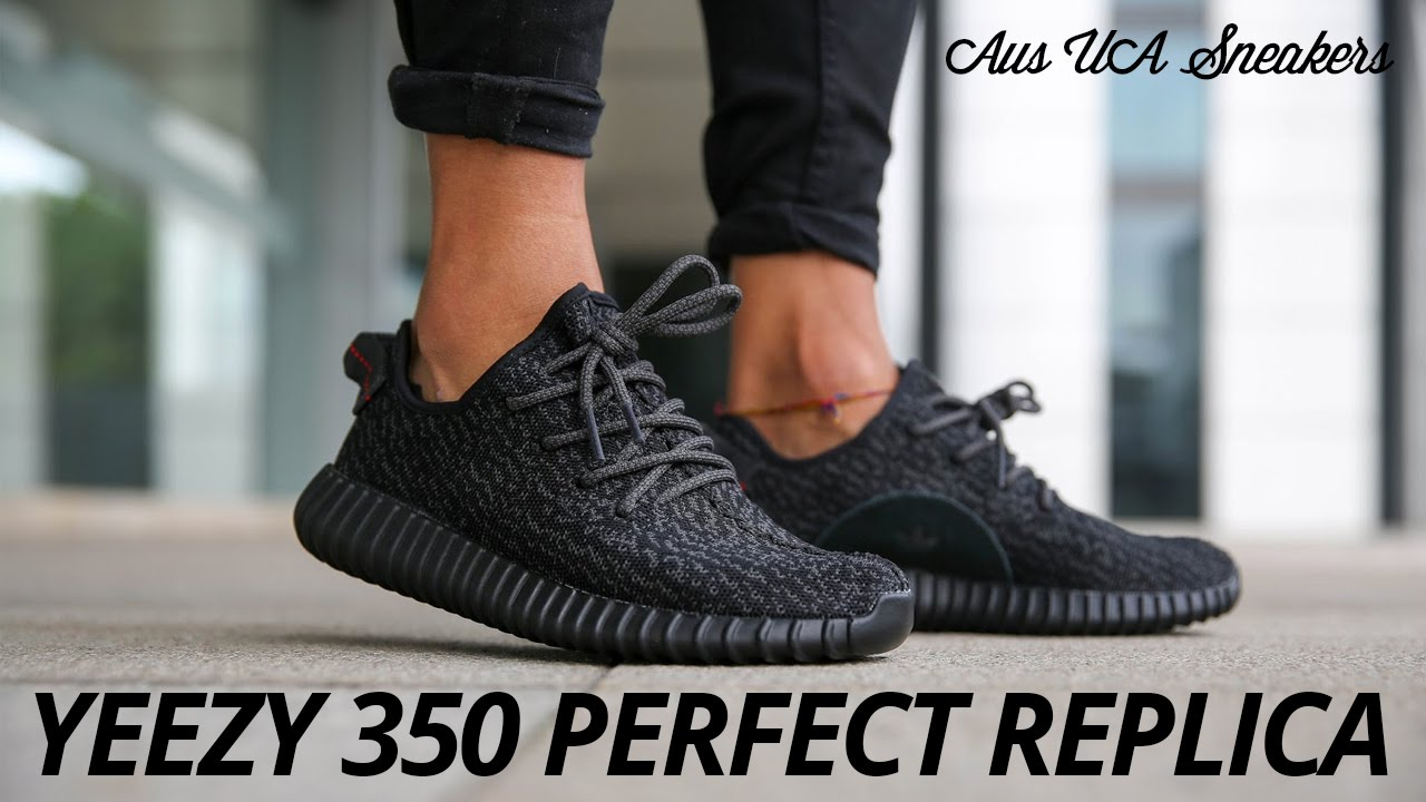 Adidas Yeezy Boost 350 'Pirate Black' UNBOXING