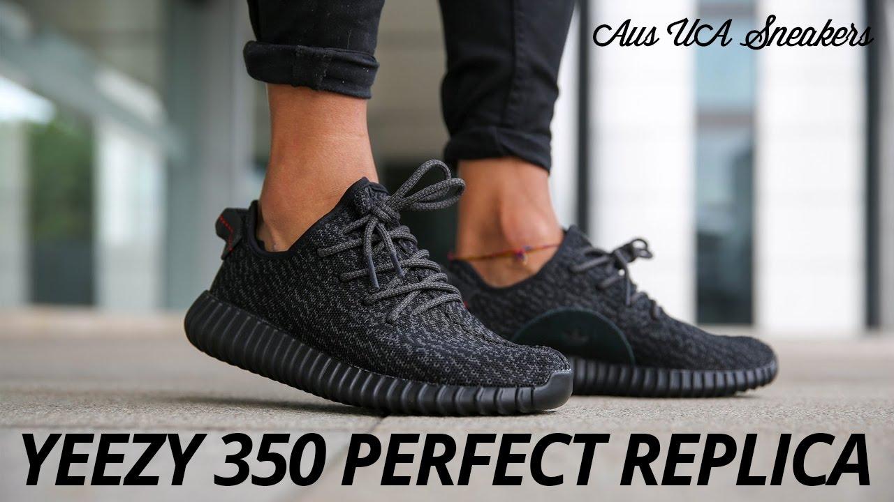 Yeezy 350 Boost UA Perfect Replica AUS Seller - YouTube