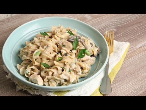 Crock Pot Chicken Stroganoff Recipe   Episode 1137