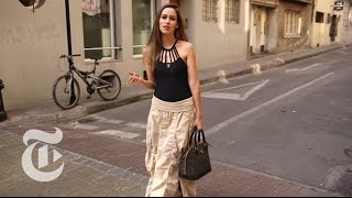 Street Fashion in Santiago, Chile | Intersection Style | The New York Times