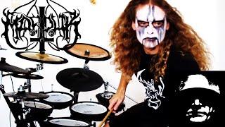 MARDUK - Equestrian Bloodlust (BLack metal drum cover)