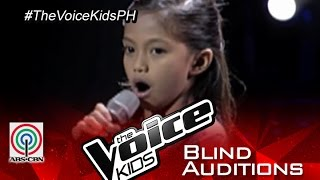 "The Voice Kids Philippines 2015 Blind Audition: ""Stand Up For Love"" by Aihna"