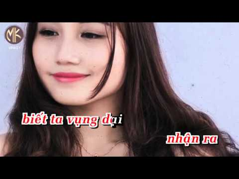 Mong Manh Tình Về [ Video karaoke HD for Thúy Jullia ]