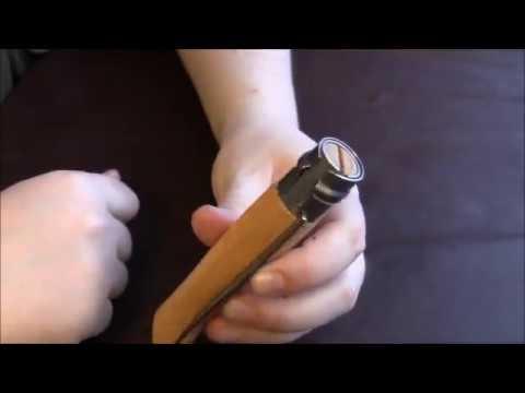 Werkzeug: Opinel 10   Großes französisches Alltags EDC Gear