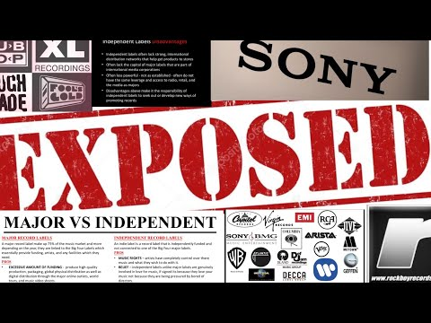 Are Independent Music Labels Worse CROOKS Than Major Labels? The TRUTH EXPOSED! Mp3