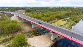 Most im. Kard. S. Wyszyńskiego w Ostrołęce