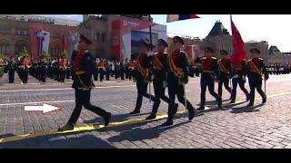 Парада победы 24 Июня в Москве не было
