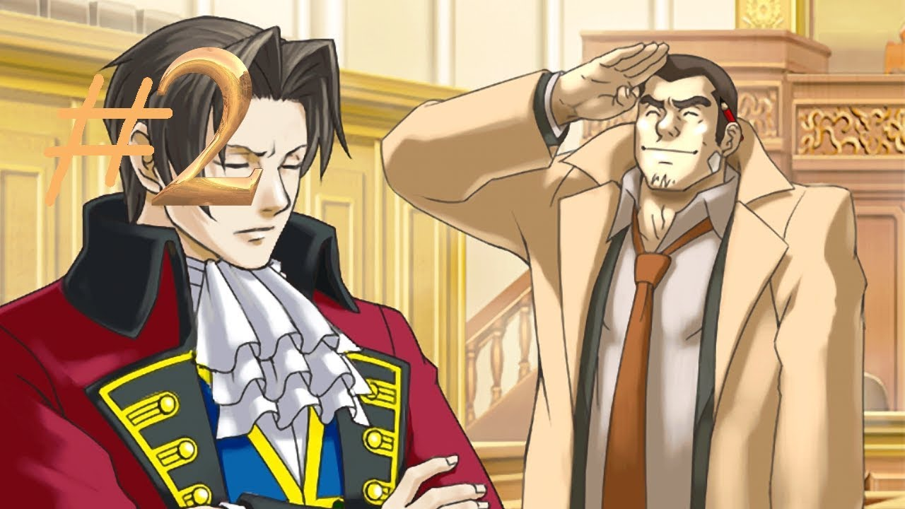 Turnabout Reminiscence Dub: Part 2 | Ace Attorney Investigations: Miles Edgeworth