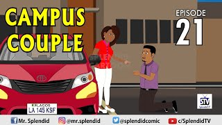 Download Splendid Tv Comedy - CAMPUS COUPLE EP21 (Splendid TV Cartoon)