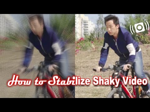 3 Ways to Stabilize Shaky GoPro or Travel Videos