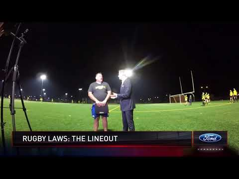 Rugby laws: Houston Sabercats head coach talks lineout