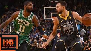Boston Celtics vs Golden State Warriors Full Game Highlights / Jan 27 / 2017-18 NBA Season thumbnail