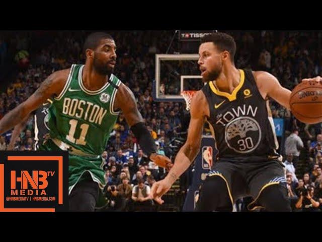 Boston Celtics vs Golden State Warriors Full Game Highlights / Jan 27 / 2017-18 NBA Season #1