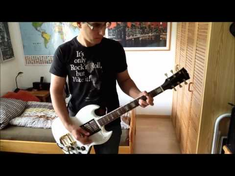 Bad Religion - Hello Cruel World (Cover by: MrDave)