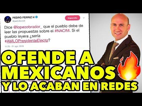 """Pedro Ferriz H. SE LANZA contra Mexicanos """"Son IGNORANTES"""" - Juca Noticias"""