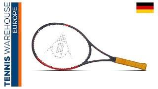 Dunlop Srixon CX 200 Tennisschläger - Testbericht (Deutsch)🇩🇪