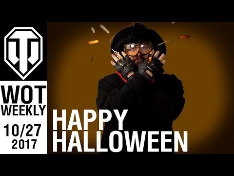 PC: World of Tanks Weekly #35 - Happy Halloween!
