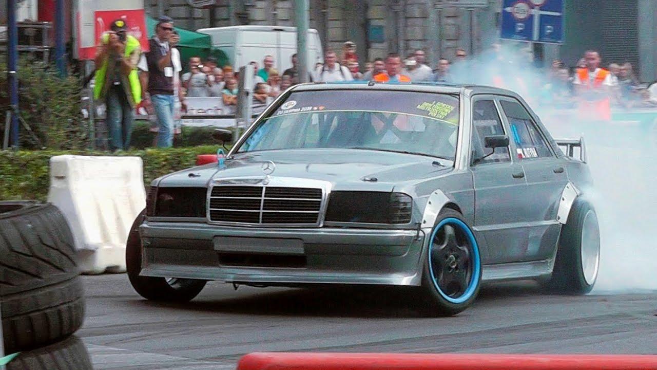 Mercedes Swap Amg Drift Pure Sound Kajetan