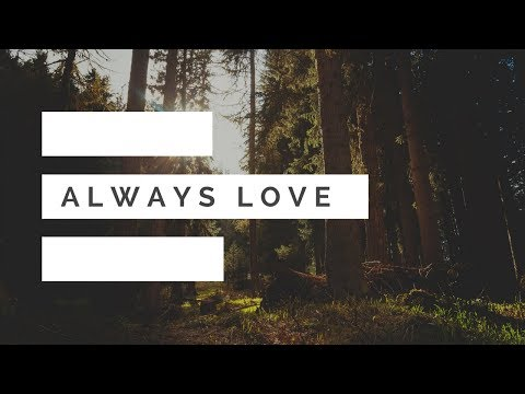 Nathan Storey - Always Love - Nada Surf Cover (Week 3)