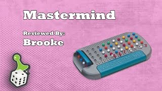 Board Game Review: Mastermind
