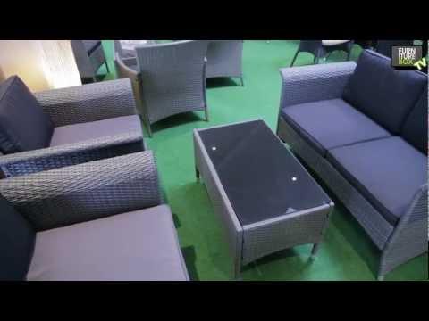 NAGOYA Grupp grå Furniturebox