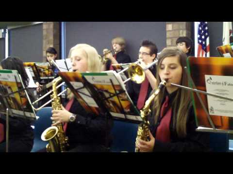 Holmes Middle School Jazz Band One - Spies are Us