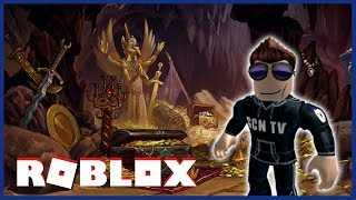 Roblox | BRAIN ACHES ESCAPE The TREASURE CAVE-Escape Room Alpha 2 | GCN TV