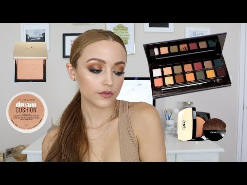 Full Face First Impressions | Trying NEW Makeup! (Anastasia Subculture + more)
