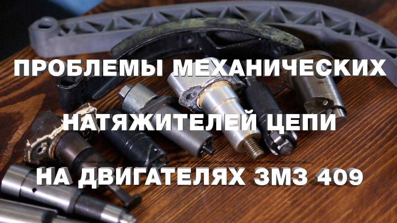 механический натяжитель цепи змз 409 знак Подводная