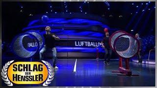 Spiel 5 - Luftballon-Lauf - Schlag den Henssler
