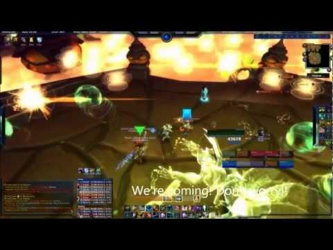 Assimilation vs Heroic Imperial Vizier Zor'lok 10 man (Resto Shaman PoV)