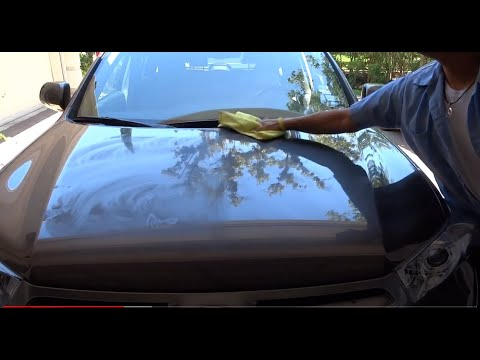 "How to remove Protective Coatings spray paint overspray ""Auto Paint Overspray Removal of Texas"""