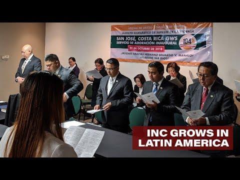 INC GROWS IN LATIN AMERICA | Iglesia Ni Cristo | INCNews World