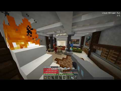 Minecraft | WHO'S YOUR DADDY? Demon Baby + Bobby + Baby = DEAD DAD! (Baby Kills Dad)