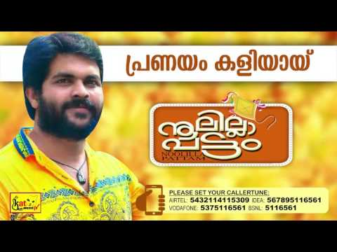 പ്രണയം കളിയായ്  | Noolilla pattam | Latest Romantic Malayalam Album Song | Shafi Kollam