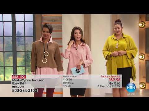 HSN | MarlaWynne Fashions 09.20.2017 - 05 PM